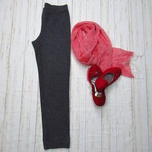 J.Jill Ponte Slim Leg Knit Pants XS             A7